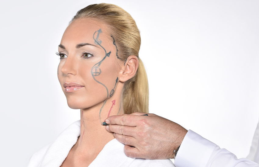 advanced facial procedure